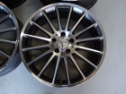 Wheels - MB - AMG 19inch V Style 16spoke W204 5