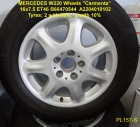 Wheels - MB - Carmeta 16x7.5 ET46 1