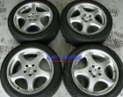 Wheels - MB - Hollow Spoke 18inch Bridgestone RE050A - 1