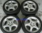 Wheels - MB - Hollow Spoke 18inch Bridgestone RE050A - 1