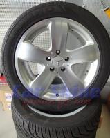 Wheels - MB - Rucha 17inch ET38 1
