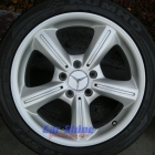 Wheels - MB 5 Spoke Silver