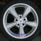 Wheels - MB 5 Spoke Silver