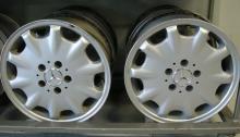 Wheels - Mercedes - 10 Hole Set