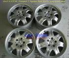 Wheels - Mercedes - FORGED 7 Spoke R171 16x7-0 ET34 under 7kg