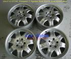 Wheels - Mercedes - FORGED 7 Spoke R171 16x7-0 ET34 under 7kg