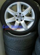 Wheels - Mercedes - HOMAN 7 SPOKE 17inch