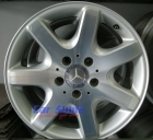 Wheels - Mercedes - PICTOR 7 Spoke 16 x 7 ET37 ET30