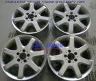 Wheels - Mercedes - PICTOR 7 Spoke W163 17x8-5 ET52 B66471092