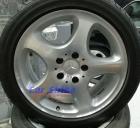 Wheels - Mercedes - Sador 17x8 Toyo Tyres WSH100