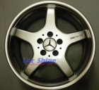 Wheels - Mercedes AMG Style 3 18x8x9 Wheels