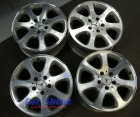 Wheels - Mercedes Cygnus 7 Spoke 16inch 1