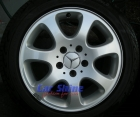 Wheels - Mercedes Cygnus 7 Spoke 16inch Firestone