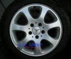 Wheels - Mercedes Cygnus 7 Spoke 16inch Firestone