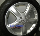 Wheels - Mercedes W164 5 Spoke 19x8 maxxis tyres