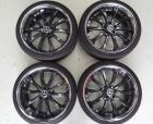 Wheels - PWC - Black 2piece Wheels 0