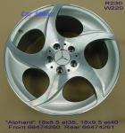 Wheels - Tradein - MB Alphard 18in set