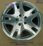Wheels - Tradein - MB Ankaa 5splittspoke 17in set