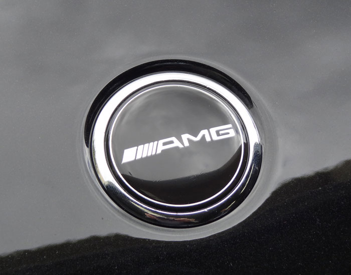 Amg Style Bonnet Badge Emblem Insert Value