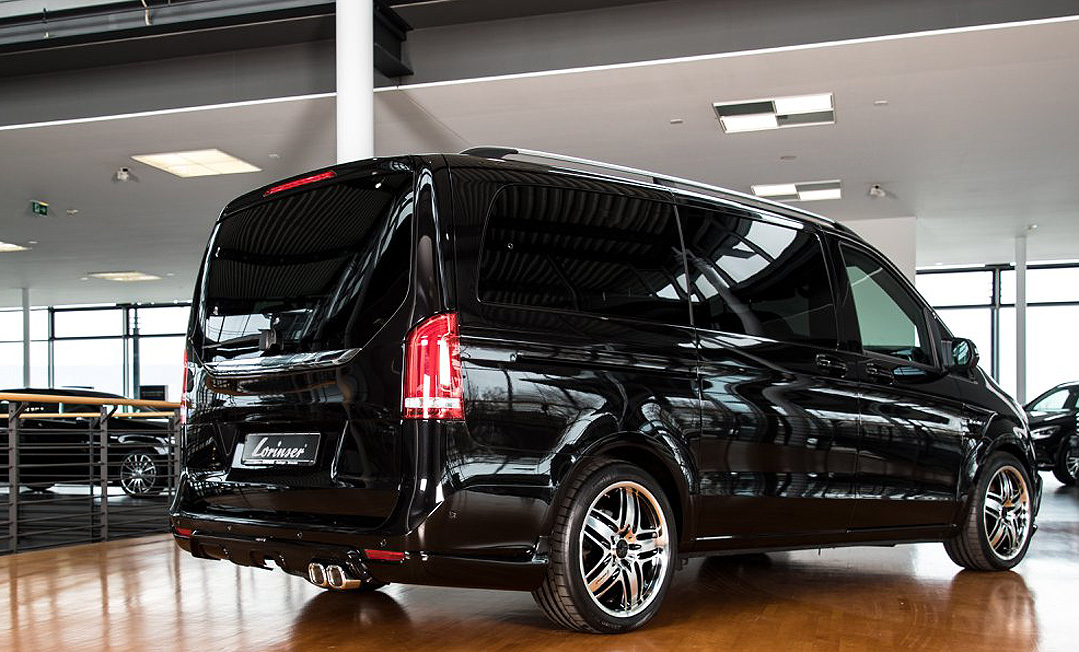 Nissan Sports Car >> Mercedes W447 Vito V-Class LORINSER BODY KIT - Front Lip ...