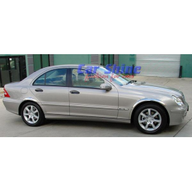 picture shows sedan, this item is for COUPE CL203 (W203 C class coupe)
